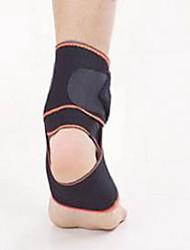 Tornozeleira para Badminton Basquete Acampar e Caminhar Fitness Futebol Americano Corrida UnissexAjustável Respirável Vestir fácil