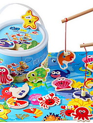 Building Blocks Educational Toy Fishing Toys Toys Fish Pieces Kid's Children's Boys Gift