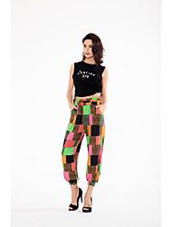 Tir réel à l'été 2017 nouveaux pantalons d'impression européens et américains neuf points pantalons commerce extérieur ebay aliexpress