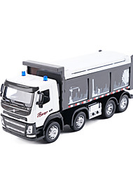 cheap -Toy Cars Truck Construction Vehicle Farm Vehicle Toys Music & Light Car Truck Metal Alloy Metal Pieces Kids Unisex Gift
