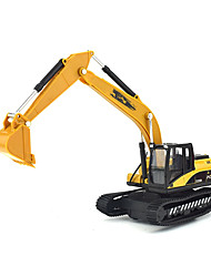 cheap -Construction Vehicle Toys Car Toys 1:48 Plastic Yellow Outdoor Fun & Sports