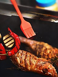 Недорогие -Прямоугольный Для приготовления пищи Посуда Для мяса Стекловолокно Высокое качество Антипригарное покрытие Маты и вкладыши для выпечки