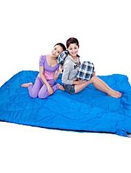 Sleeping Bag Rectangular Bag Single 15 Hollow Cotton 300g 210X70 Camping Outdoor Anti-Insect Rectangular Ultra Light(UL)