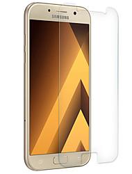 abordables -para PC Samsung Galaxy a7 (2017) vidrio templado frontal protector de pantalla 9h dureza 1