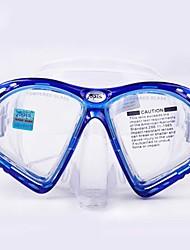 economico -Maschere subacquee Protettivo Sub e immersioni Fibre di vetro Silicone per