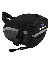 cheap -Roswheel® Cycling Bag Bicycle Bike Seatpost Bag Pouch Ciclismo Seat Saddle Rear Tail Package Outdoor Black