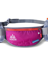 Недорогие -Поясные сумки для Марафон Спортивные сумки Водонепроницаемость Сумка для бега Все Сотовый телефон Нейлон Черный Пурпурный Синий