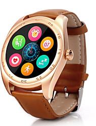 mtk2502c Bluetooth 4.0 geste moniteur de fréquence cardiaque de rappel de message d'appel SmartWatch