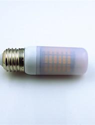 cheap -5W E14 G9 GU10 E12 E26/E27 E27 LED Corn Lights T 144 SMD 2835 300-400 lm Warm White White K AC220 V