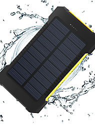 cheap -The New 8000mah Ddual-Usb Solar Powered Mobile Power Power Banks
