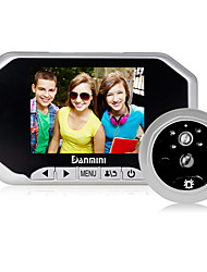 Danmini 3.5 Inch Hd Screen Design for 160 Degrees Wide Angle Pir Motion Detection Super Night Vision Function Peephole Viewer.