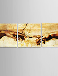 Giclee Print Landscape Modern Pastoral,Three Panels Canvas Square Print Wall Decor For Home Decoration