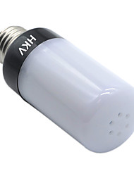 10W E14 E26/E27 LED a pannocchia 100 leds SMD 5736 Bianco caldo Luce fredda 850-950lm 2800-3200/6000-6500K AC 220-240V