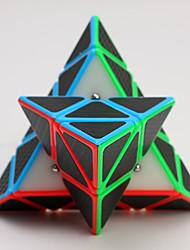 Недорогие -Кубик рубик z-cube Спидкуб Кубики-головоломки / 3D пазлы / Пазлы головоломка Куб Матовое стекло Подарок Универсальные