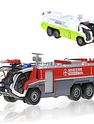levne -KDW Hasiči Toy Trucks & Construction Vehicles Autíčka 01:50 Kovový Chlapecké Dětské Hračky Dárek
