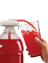 Nouveauté automatique automatique jus cocktail distributeur d'eau boisson paille fruit légume boisson automatique suck