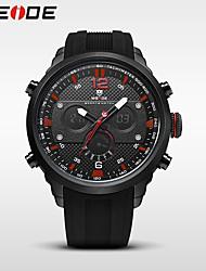 abordables -WEIDE Homme Montre numérique / Montre Bracelet / Montre Militaire Japonais Alarme / Calendrier / Etanche Caoutchouc Bande Luxe /