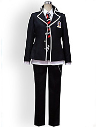 Inspired by Blue Exorcist Rin Okumura Anime Cosplay Costumes Cosplay Suits Solid Long Sleeves For Unisex