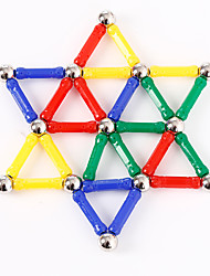Magnetic Building Stick Magnets Early Educational Puzzle for Babys