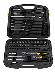 Stanley® 94-694-1-22 80pc professioneller Hausbesitzer Werkzeugsatz mit Werkzeugkasten