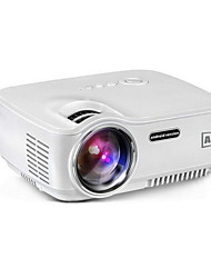LCD WVGA (800x480) Projector,LED 1400 Portable HD Android 3D Projector