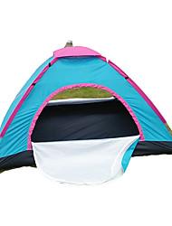 3-4 Pessoas Tenda Único Barracas para Acampamento Família Um Quarto Barraca de acampamento 1000-1500 mm Fibra de CarbonoProva-de-Água