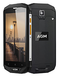 AGM AGM A8(US Version) 5.0 polegada Celular 4G (3GB + 32GB 13 MP Quad núcleo 4050)