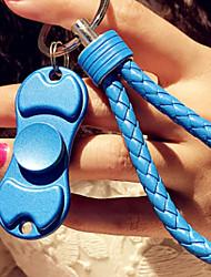 cheap -2pcs Metal Fidget Spinner/Finger Spinner/Hand Spinner Accessories Women's All Seasons Gold Black Light Grey Blue Pink