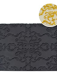 cheap -Fondant Impression Mat Cake Mousse Mat Carving Design Mousse Mold Cake Decoration Cake Mold Lace Mat Baking Pastry Tools MCT-12