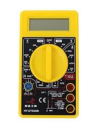 Hold® 130101 automatisches Multifunktions-Multimeter-Portable Ohm / Volt-Testzähler Multi-Tester Heimgebrauch elektronisches diy