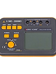 cheap -Victory Megohmmeter Vc60B+ Multi-Stall Resistance Test Overload Protection Function