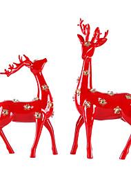 Sika Home Decor Animals Polyresin Modern/Contemporary RetroCollectibles Indoor Decorative Accessories