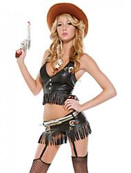 Pirate Costumes de Cosplay Féminin Halloween Fête / Célébration Déguisement d'Halloween Mode