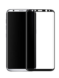 cheap -ZXD for Samsung Galaxy S8 Screen Protector Fully Cover CP 2.5 D Round Edge Thin for Samsung S8 Tempered Glass