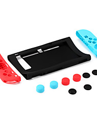 cheap -KJH Bags, Cases and Skins For Nintendo Switch ,  Portable Bags, Cases and Skins Silicone unit