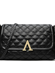 cheap -Women's Bags PU Crossbody Bag for Event / Party / Office & Career Black