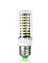 cheap -4W E26/E27 LED Corn Lights T 80 SMD 5733 350 lm Cold White 6000 K V