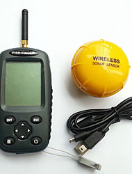 cheap -Fish Finder Other Classic LCD Wireless None Hard Plastic
