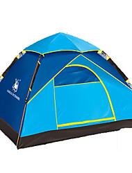 GAZELLE OUTDOORS 2 persone Tenda Singolo Tenda da campeggio Una camera Tre camere Tenda automatica Ompermeabile Antivento Resistente ai