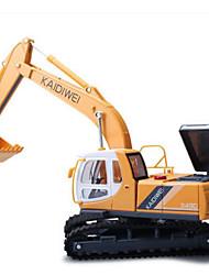 levne -KDW Stavební stroj Bagr Toy Trucks & Construction Vehicles Autíčka Kov Dětské Hračky Dárek