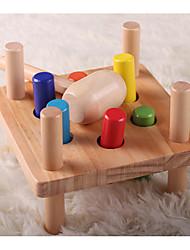 economico -Gioco educativo per il regalo Costruzioni Legno Da 2 a 4 anni Da 5 a 7 anni Giocattoli