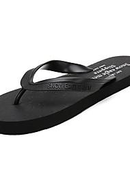 Da uomo-Pantofole e infradito-Casual-Comoda-Piatto-PVC-