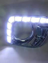 cheap -2009-2013 Year Toyo-ta Prado LED DRL Kit White Color