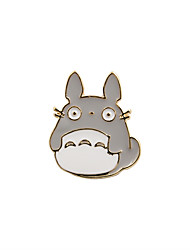 cheap -Women's Brooches Animal Design Adorable Cute Style Euramerican Enamel Alloy Animal Shape Jewelry For Wedding Party Special Occasion Daily