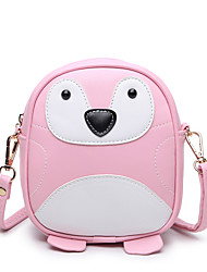 Kids Bags All Seasons PU Shoulder Bag for Wedding Event/Party Casual Sports Formal Outdoor Office & Career Black Blushing Pink Purple