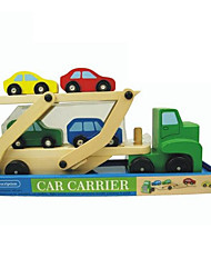cheap -Vehicle Playsets Toy Cars Truck Construction Vehicle Toys Car Truck Wood Pieces Kid's Gift