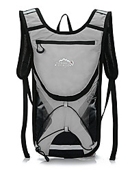 cheap -2 L Backpack - Moistureproof, Wearable, Breathable Outdoor Camping / Hiking, Traveling Red, Gray, Yellow