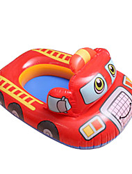 cheap -Swim Rings Inflatable Ride-on Toys Circular Car PVC Children's Pieces