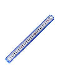 Matt Red Stainless Steel Ruler 150*15*0.8mm