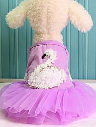 economico -Cane Vestiti Smoking Abbigliamento per cani Classico Romantico Cosplay Compleanno Vacanze Casual Reversibile Matrimonio Di tendenza